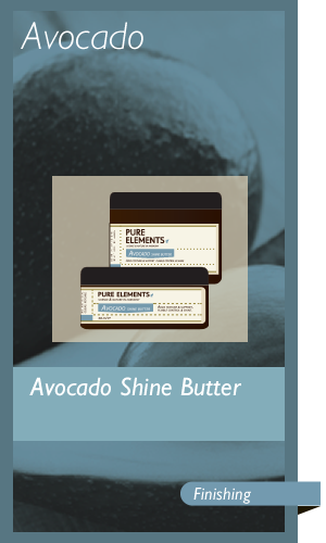 Avocado Shine Butter 50ml & 100ml