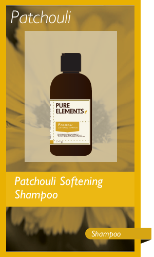 Patchouli Softening Shampoo 250ml